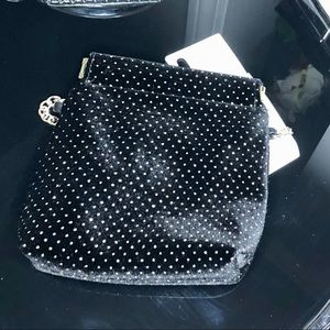 Old Navy Black Sparkle Crossbody Bag-New With Tags